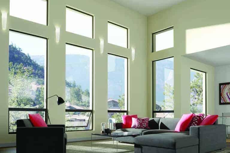 Milgard Aluminum Replacement Windows Denver