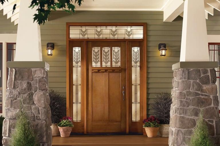 Therma Tru Entry Doors Denver Colorado